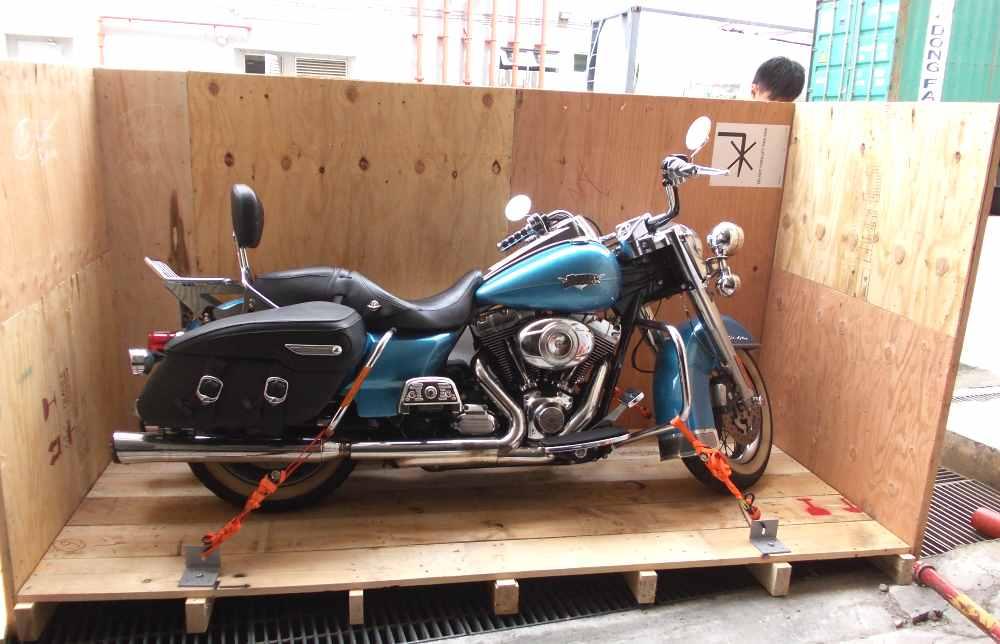 Motorcycle Handling
